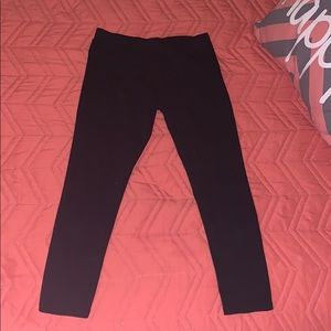 Black Faded Glory leggings